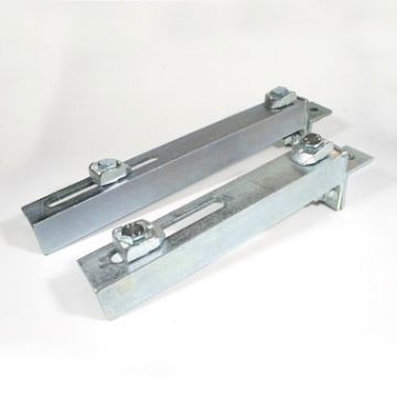 T29805 - Girder Clamp with End Bracket (180mm - 280mm)